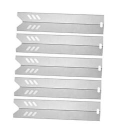 15 Stainless Steel Bbq Gas Grill Heat Plate Shield Tent 5 Ss Heat Plates