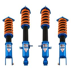 For Infiniti G35 03-08 1-2.5 X 1-2.5 Dt-p Front And Rear Lowering Coilover Kit