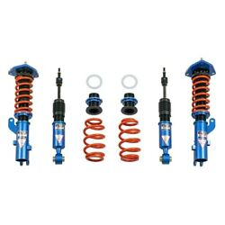 For Hyundai Veloster 19-20 Coilover Kit 1-2.5 X 1-2.5 Dt-p Front And Rear
