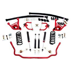 For Chevy Camaro 70-81 2 X 2 Stage 2 Front And Rear Handling Lowering Kit