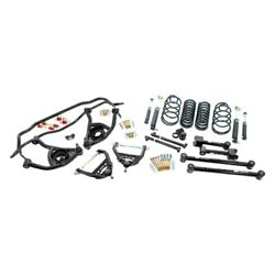 For Chevy Monte Carlo 70-72 2 X 2 Stage 2 Front And Rear Handling Lowering Kit
