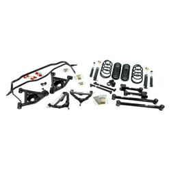 For Chevy Malibu 78-83 1 X 1 Stage 2 Front And Rear Handling Lowering Kit
