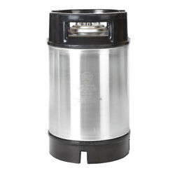 New 2.5 Gallon Ball Lock Keg Aeb - Cold Brew Coffee, Soda And Beer - Nsf Approved
