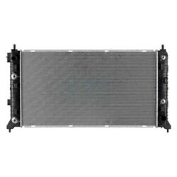 Pacific Best Engine Coolant Radiator