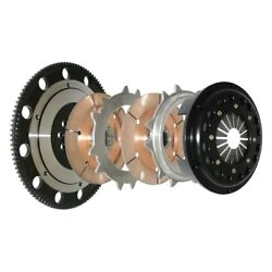 For Mitsubishi Lancer 08-15 Twin Disc Series Complete Clutch Kit