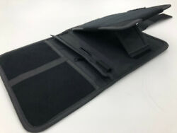 Ipad Pro Or Tablet Pilot Kneeboard With Adjustable View Pocket Aviation Aviator