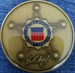 Director Of The United States Secret Service Usss Director Challenge Coin