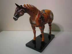 2004 - The Trail Of Painted Ponies - Ghost Horse - Horse Figurine - 1544
