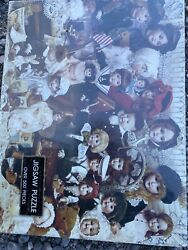 The Doll Shop 500+ Piece Springbok Jigsaw Puzzle- New And Factory Sealed