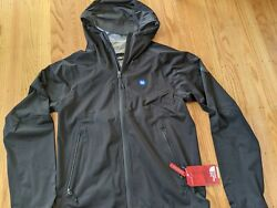 The All-weather Dryvent Stretch Jacketandnbsp - Black Small