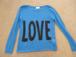 Hush Blue Love Jumper S.