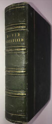 Leather David Copperfield Charles Dickens First Edition Screamed Issue 1850