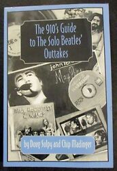Collectible Beatles Book 910and039s Guide To Solo Beatles Outtakes Pub And03996 - Gd Cond