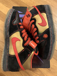 Nike Sb Money Cat Mid Size 6 With Box Ds Never Worn Brand New