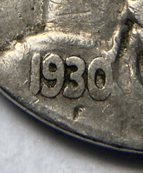 1930-s 5c Ddo Fs-101 Buffalo Nickel Rare Us Mint Error Coin Awesome Make Offer