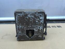Former Japanese Army No. 19 Hand-held Generator Fuji Electric Manufacturing