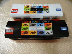 Unused Seven-eleven Limited Tomica Colorful Collection 40 Units Set / Tomica