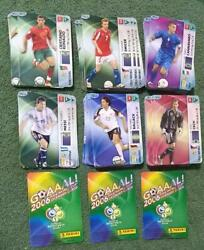 Goaaal Cards 2006 Panini 150 Cards Rookie Full Set Complet Made In Brazil Messi