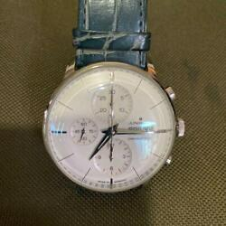 Junghans Terrace Building 100th Anniversary Model Ref.027 4729.01 Menand039s Watch