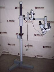 Carl Zeiss Opmi 9 Operating Microscope - Parts Unit