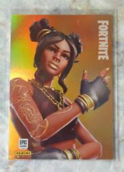 Fortnite Trading Card, Series 1 300 Luxe, Legendary Outfit, Holo