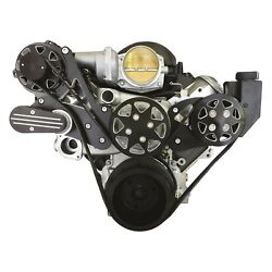 All American Billet Fds-ls-203-e Front Drive System W/o Power Steering