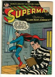 Superman 83 July 1953 Golden Age And World's Finest 99 February 1959