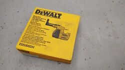 Dewalt D25300dh Hepa Dust Extractor Collector For Sds Rotary Hammer Drill New