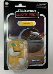 Star Wars Vintage Collection Mandalorian Vc184 The Child Grogu 3.75in Figure