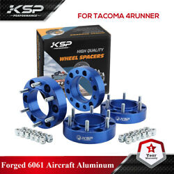 Ksp 1.5 Wheel Spacers 6x5.5 139.7mm 12x1.5 106mm Hubcentric Tacoma 4 Runner