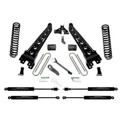 For Ford F-250 Super Duty 17 4 X 4 Radius Arm Front And Rear Suspension Lift Kit