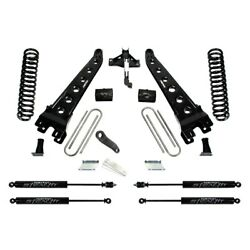 For Ford F-250 Super Duty 17 6 X 6 Radius Arm Front And Rear Suspension Lift Kit