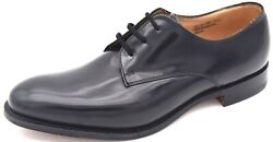 Church's Man Dress Shoes Business Derby Classic Fit G Leather Code Oslo