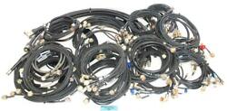 Andrews, Coleman And Pasternack Enterprises Rf Cables Mixed Lot Of 100 8050w