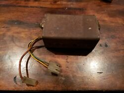 Power Bench Seat Motor 61-76 Cadillac Pontiac Olds Buick Chevy Gm Impala Delco