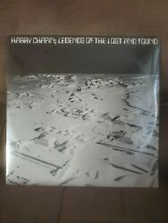 Harry Chapin Andlrmlegends Of The Lost And Found Lp 1979 Bb-703 Factory Sealed