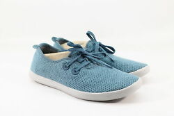 Allbirds Womenand039s Tree Skippers Tide Pool /light Grey Sole Comfort Shoes Nw/ob