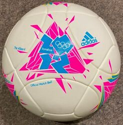 Adidas The Albert Oficial Match Ball Olympics Geims London 2012 Without Box