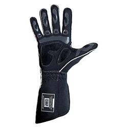 Omp Tecnica Evo Series Red Flame Retardant Silicon S Racing Gloves