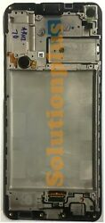 Samsung Genuine Original Service Pack A21s A217f Lcd Screen Display Assembly