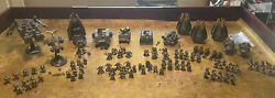 Well Painted Warhammer 40k Red Scorpions Army Painted So Much Forgeworld Look
