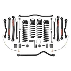 For Jeep Wrangler Jk 18 Suspension Lift Kit 4 X 4 Crawler Short-arm Front And