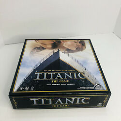 Titanic Movie Strategy Party Game For Adults And Kids Ages 12+ - Escape The Boat