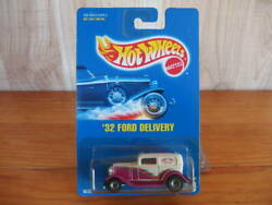 Vintage Rare Mattel Hot Wheels 1993 32 Ford Delivery Early Times Car Club