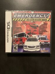 Emergency Disaster Rescue Squad Ds Sealed