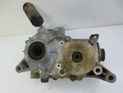 2005 Suzuki King Quad 700 4x4 Atv Used Front Differential End - Parts Only
