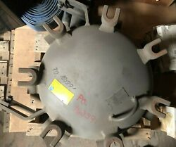 Sypris Tube Turns Hinged Closure Manhole Cover 20 Class 300