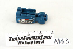 Fortress Maximus Grommet Bases 1987 Vintage Hasbro G1 Transformers