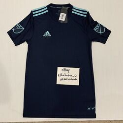 Adidas Mls Parley Jersey Extremely Rare