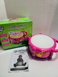 Leap Frog Learning Color Drum